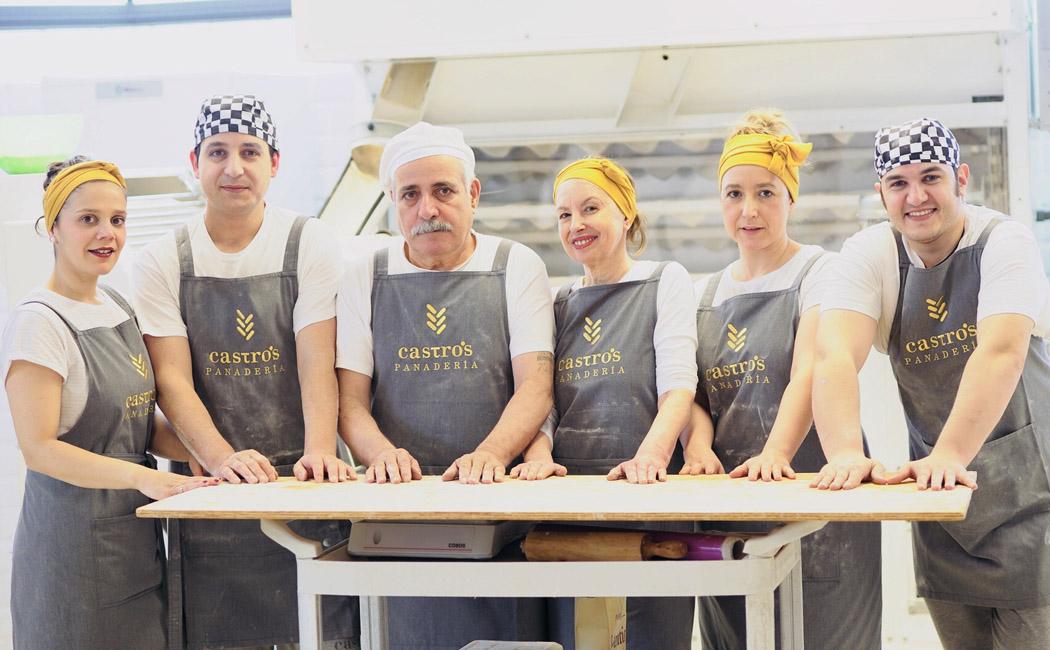 Uniformes Para Castros Panaderia De Bien Bonito
